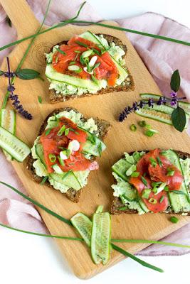 Lachs-Avocado Brote - Rückblick auf einen Lachsreichen Abend mit Bart`s Fish Tales 15
