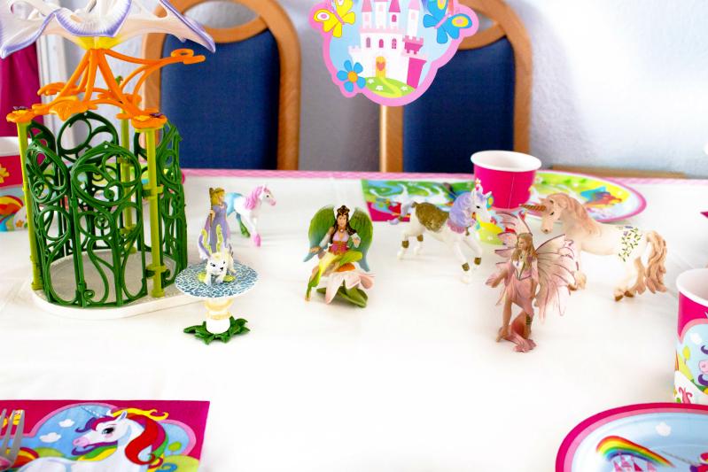 Ideen für eine tolle Einhorn / Regenbogen Party 40