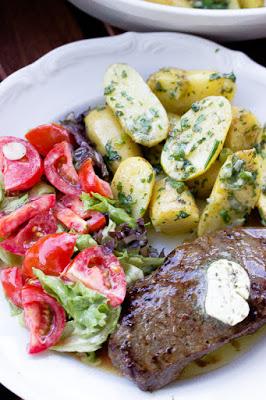 Parmesan-Kräuter Kartoffeln, eine tolle Beilage zum Grillen 20