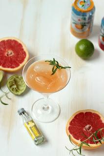 Apfel-Holunderblüten Gin Fizz - Sommerzeit ist Cocktailzeit 12