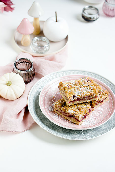 Coffee Cake mit Brombeeren oder ein schneller Brombeer-Streuselkuchen 4