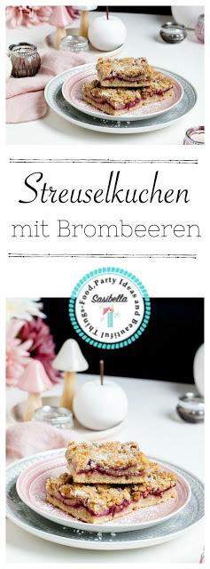 Coffee Cake mit Brombeeren oder ein schneller Brombeer-Streuselkuchen 8