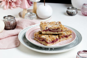 Coffee Cake mit Brombeeren oder ein schneller Brombeer-Streuselkuchen