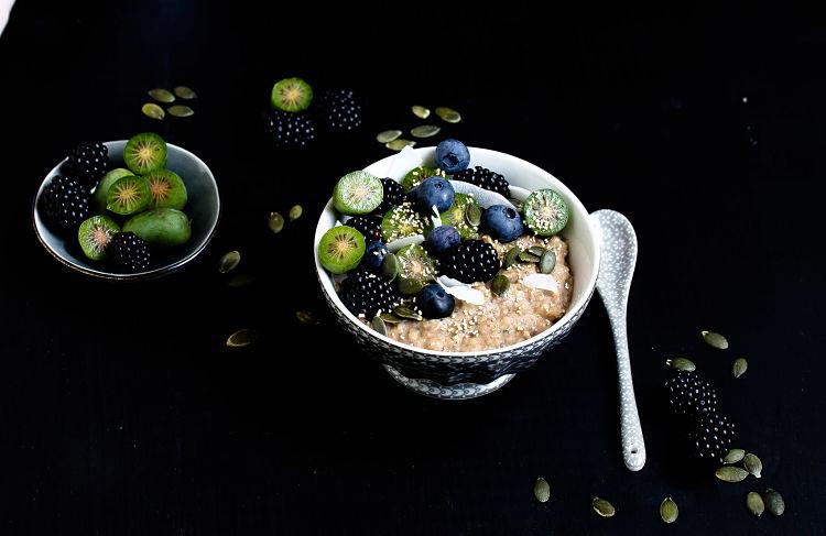 """Herbstliches Gewürz-Porridge """"Mein Frühstücksglück"""" 5"""