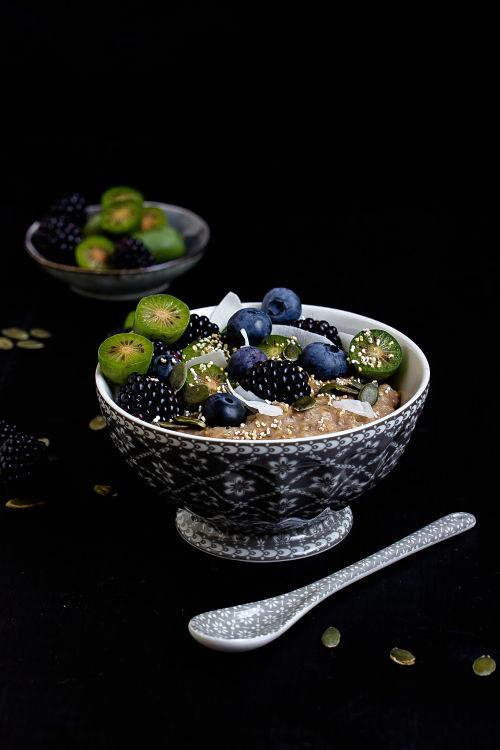 """Herbstliches Gewürz-Porridge """"Mein Frühstücksglück"""" 11"""