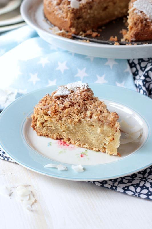 Coffee Cake mit Brombeeren oder ein schneller Brombeer-Streuselkuchen 7