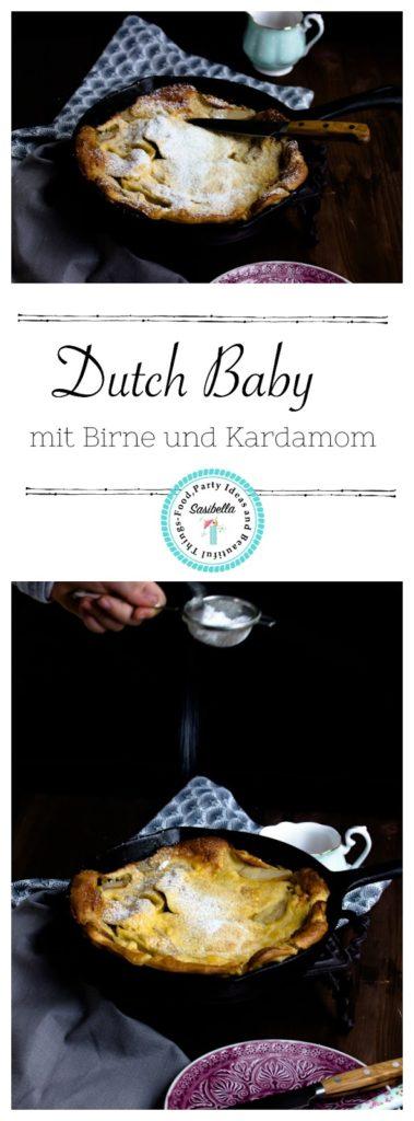 """Dutch Baby mit Birnen und Kardamom - """"Mein Frühstücksglück"""" 8"""