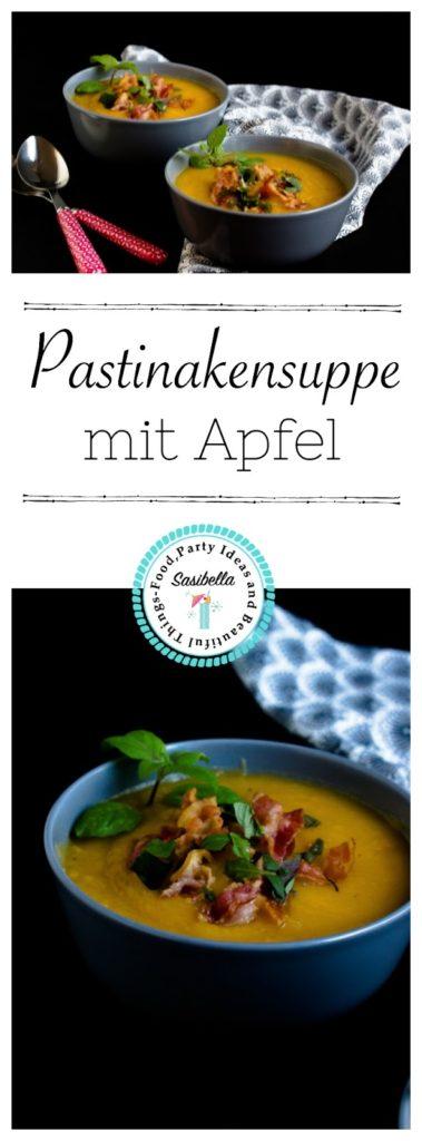 Pastinakensuppe mit Apfel 11