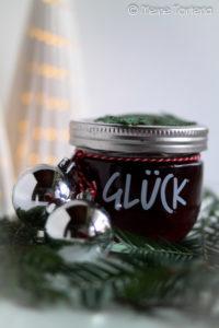 Rezept für Glühweingelee / Adventskalender Türchen 23