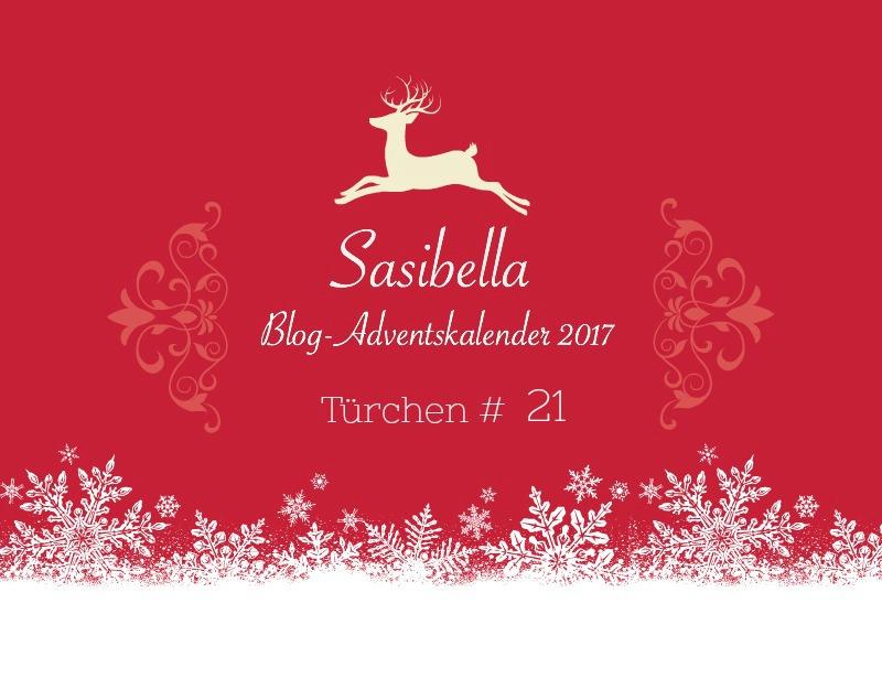 Dänisches Smørebrød / Adventskalender Türchen 21 12