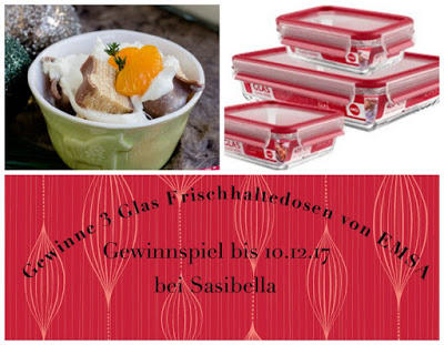 Baumkuchen-Dessert mit Orangen + Licor43 / Verlosung EMSA (Werbung) Foodblogger Adventskalender 18