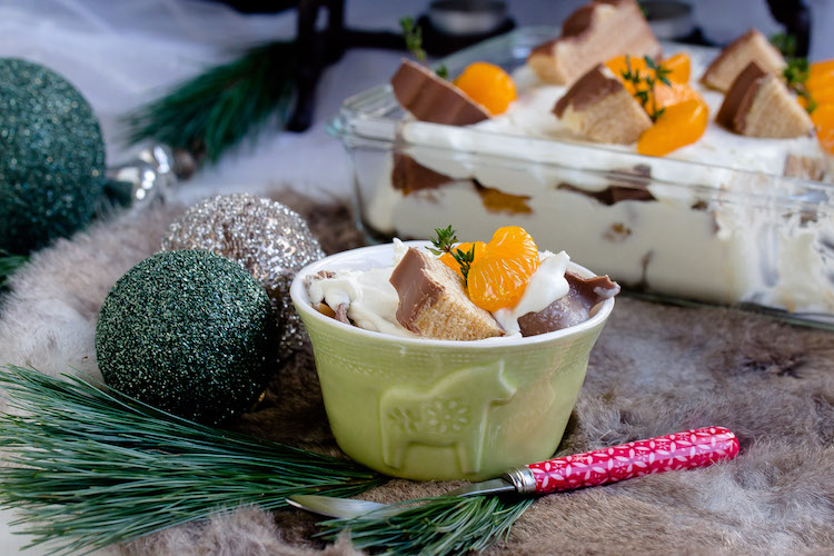 Baumkuchen-Dessert mit Orangen + Licor43 / Verlosung EMSA (Werbung) Foodblogger Adventskalender 14