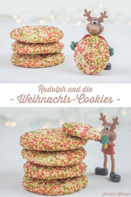 Weihnachts-Cookies / Adventskalendertürchen 10 30