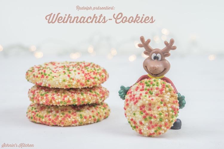 Weihnachts-Cookies / Adventskalendertürchen 10 21
