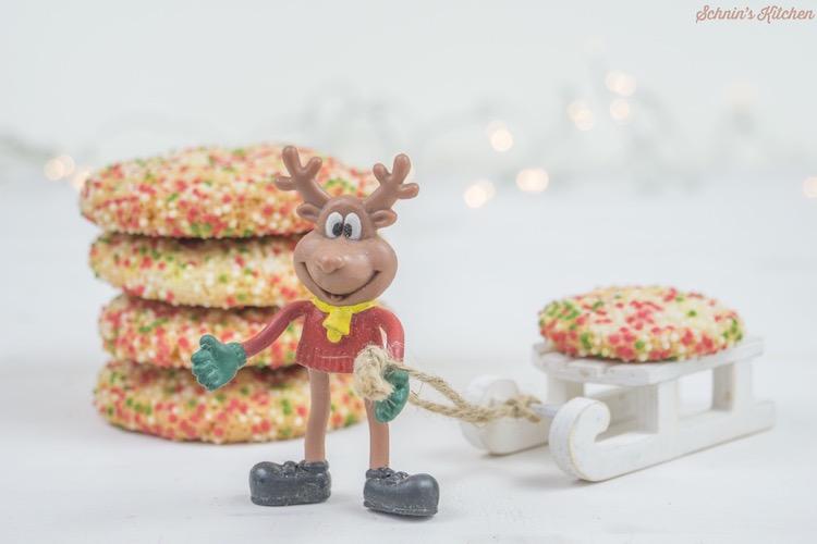 Weihnachts-Cookies / Adventskalendertürchen 10 23