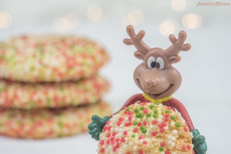 Weihnachts-Cookies / Adventskalendertürchen 10 24