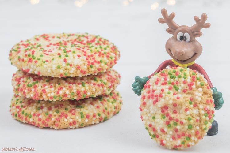 Weihnachts-Cookies / Adventskalendertürchen 10 26