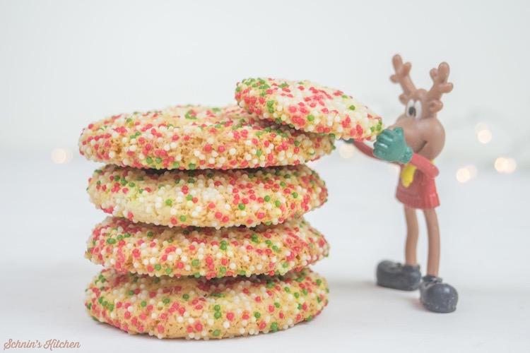 Weihnachts-Cookies / Adventskalendertürchen 10 29