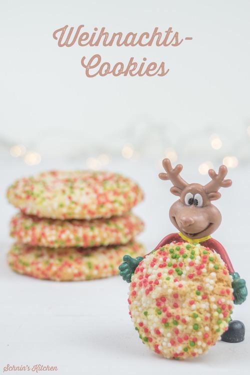 Weihnachts-Cookies / Adventskalendertürchen 10 28