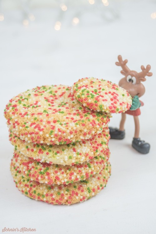 Weihnachts-Cookies / Adventskalendertürchen 10 25
