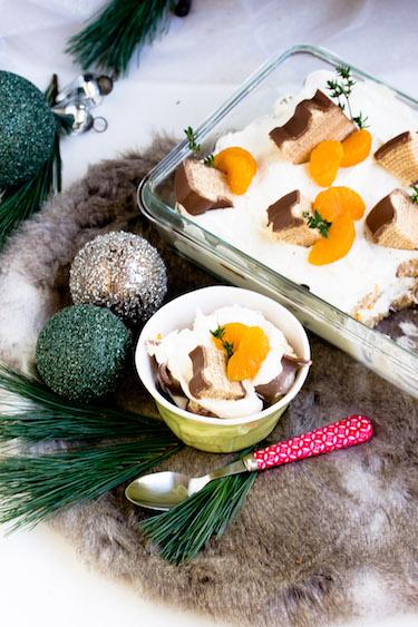 Baumkuchen-Dessert mit Orangen + Licor43 / Verlosung EMSA (Werbung) Foodblogger Adventskalender 11