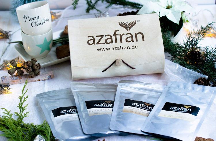 Tartelettes mit Spekulatiuscreme + Verlosung Azafran / Adventskalender Türchen 11 (Werbung) 67