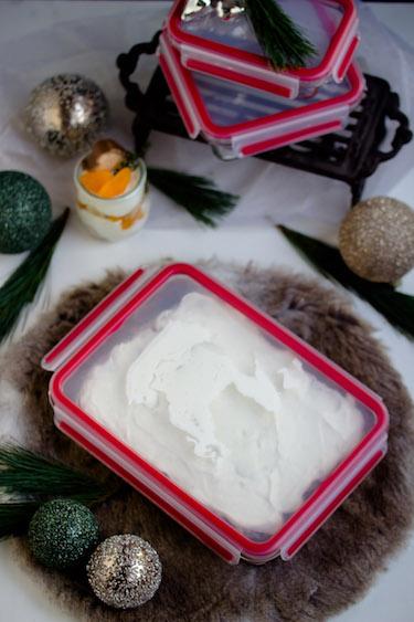 Baumkuchen-Dessert mit Orangen + Licor43 / Verlosung EMSA (Werbung) Foodblogger Adventskalender 12
