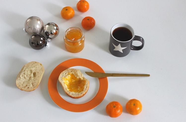 Fruchtiges Clementinen Gelee / Adventskalendertürchen 20 4