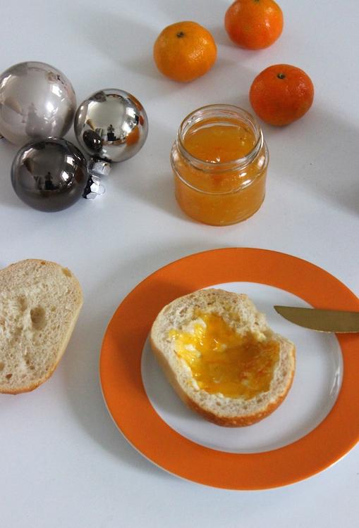 Fruchtiges Clementinen Gelee / Adventskalendertürchen 20 21