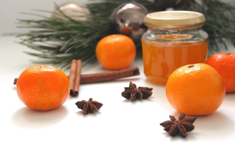 Fruchtiges Clementinen Gelee / Adventskalendertürchen 20 6
