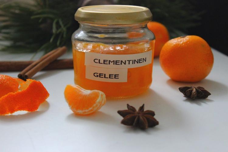 Fruchtiges Clementinen Gelee / Adventskalendertürchen 20 1