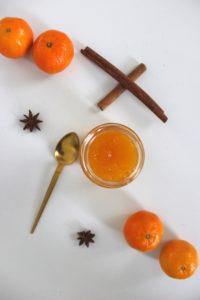 Fruchtiges Clementinen Gelee / Adventskalendertürchen 20