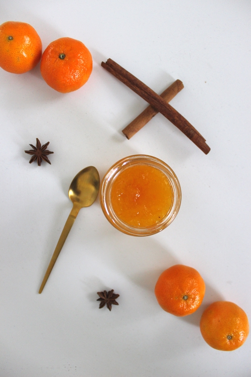 Fruchtiges Clementinen Gelee / Adventskalendertürchen 20 17