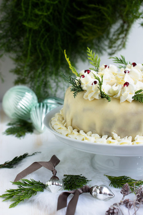 Schlesische Weihnachtstorte 15