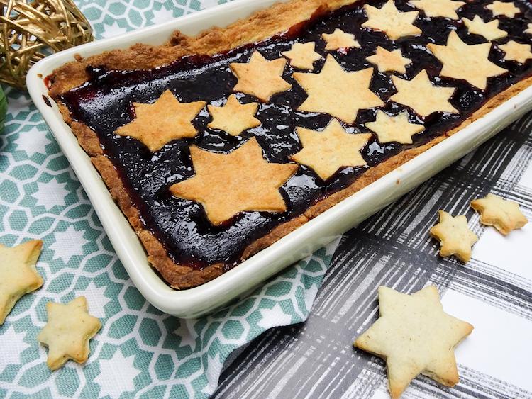 Süße Weihnachtstarte / Adventskalender Türchen 13 13