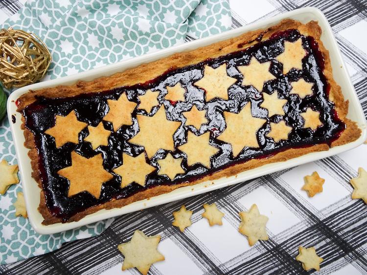 Süße Weihnachtstarte / Adventskalender Türchen 13 11