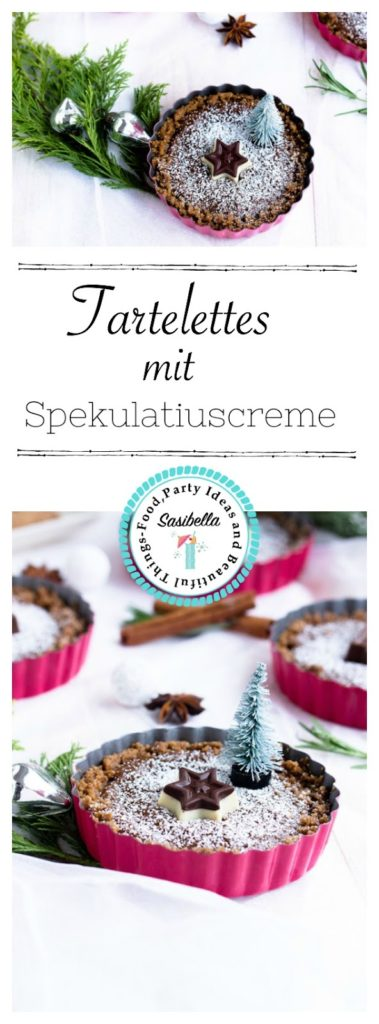 Tartelettes mit Spekulatiuscreme + Verlosung Azafran / Adventskalender Türchen 11 (Werbung) 23