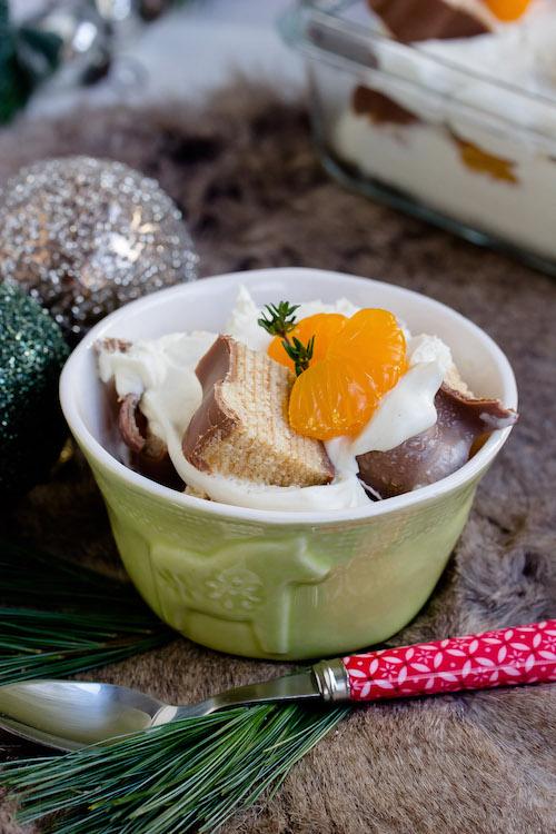 Baumkuchen-Dessert mit Orangen + Licor43 / Verlosung EMSA (Werbung) Foodblogger Adventskalender 6