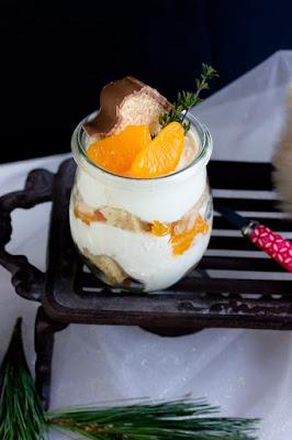 Baumkuchen-Dessert mit Orangen + Licor43 / Verlosung EMSA (Werbung) Foodblogger Adventskalender 4