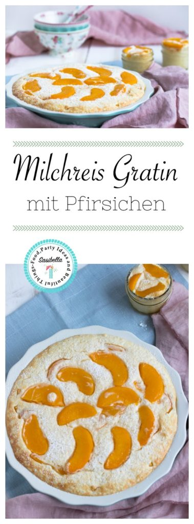 Milchreis-Gratin mit Pfirsichen 27