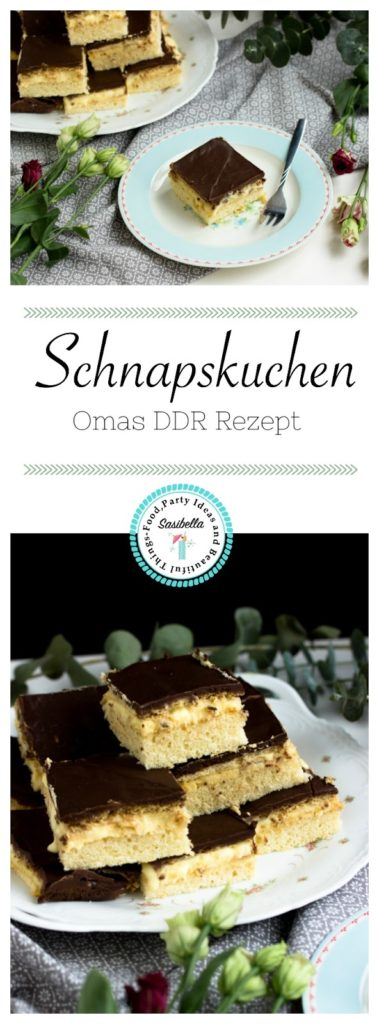 Schnapskuchen nach Omas Rezept 24