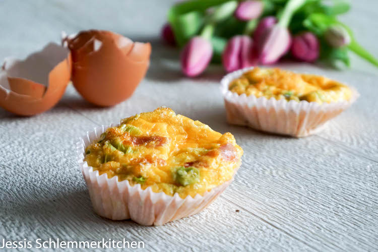 Omelett Muffins - Mein Frühstücksglück 4