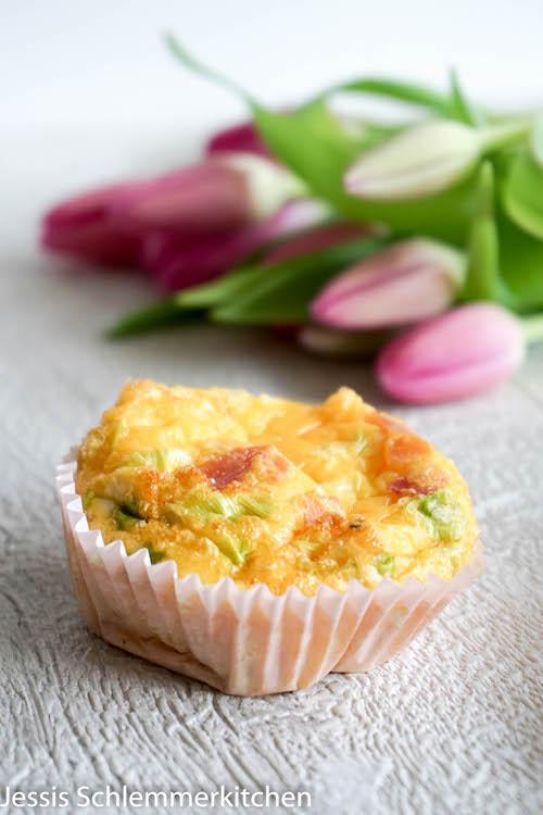 Omelett Muffins - Mein Frühstücksglück 17