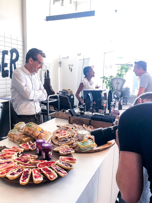 Food-Blog-Meet 2018 Hamburg