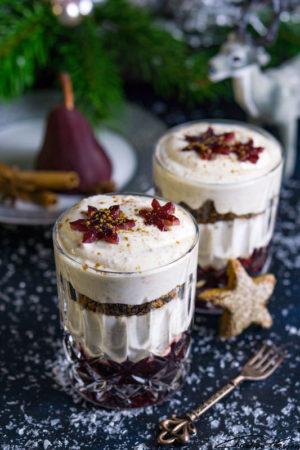 Weihnachtlicher Trifle