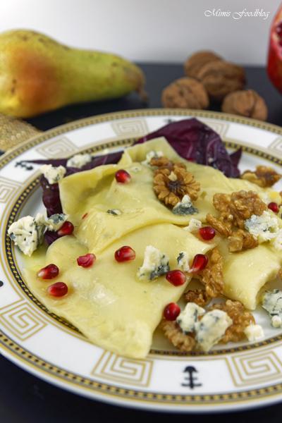 Weihnachtliche Pasta - ganz einfach selbstgemacht 2