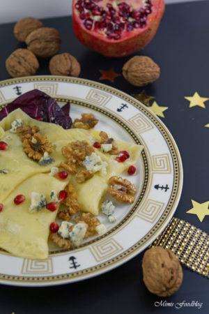 Weihnachtliche Pasta – ganz einfach selbstgemacht