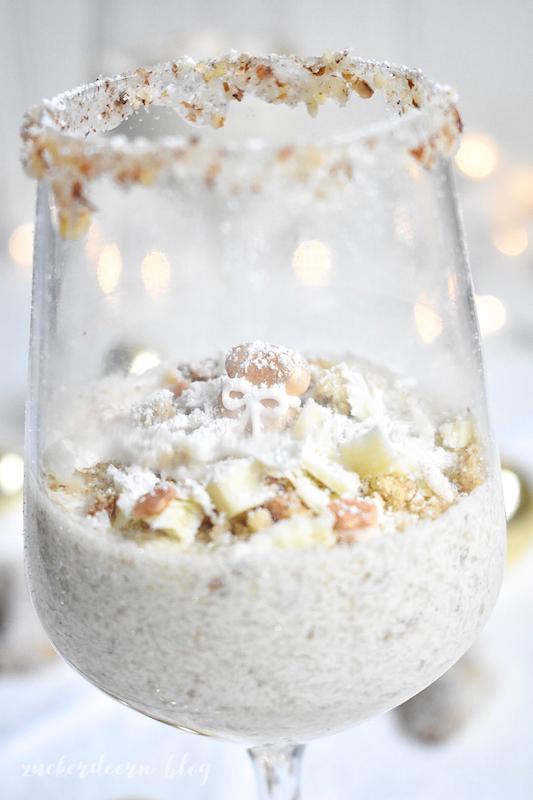Vanille Kipferl Dessert