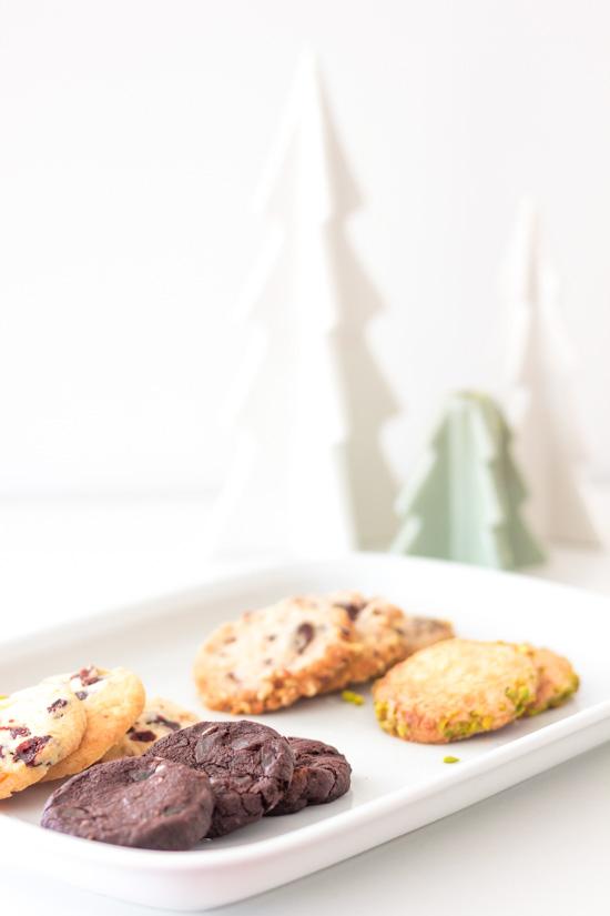 Kekse von der Rolle