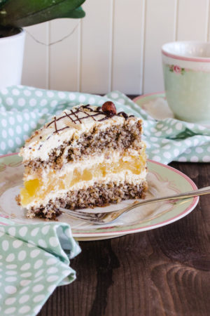 Apfel-Nuss-Torte glutenfrei